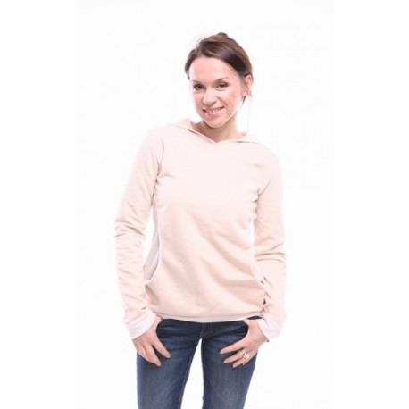 Pull d'allaitement - grossesse Audrey -taille XL