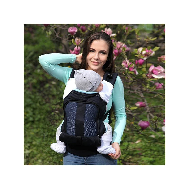 Porte-bébé physiologique Air Love   Carry - Mamawear 942c1d59640