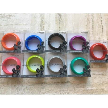 Bracelets dentition en silicone - Fiesta Bangle