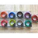 Bracelets en silicone - Fiesta Bangle